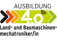 Logo zur Ausblildung zum Land- und Baumaschinenmechatroniker/in